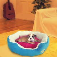 Wholesale Brand New Arrival Cute Soft Pets Dog House YJY Puppy Cat Mat Dog Bed Colors Colorful Warm Dog Kennel