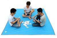 Wholesale Outdoor visit dampproof mat picnic mat camping picnic easy to carry