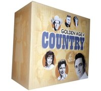 adventure set - Golden Age of Country Time Life CD Set Songs