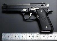 Wholesale Pistol Model Nerf Gun Bullet Refill Dart Gun Revolver Metal Toy Gun Nerf Armas De Pistola Metal Nerf Guns cm Desert Eagle Metal GIFT