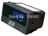 Wholesale Intelligent Digital AC DC Voltmeter with LCD Displays V V DC Programmable Digit Blue Display with Dual Control