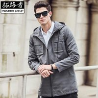 Wholesale 2016 new men s casual casual coat jacket for young men