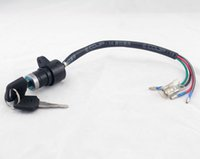 Wholesale mobility scooter key switch with keys and cables K002 SF KW04