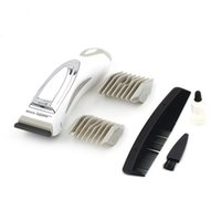 Wholesale 1Pc Cordless Handy Men Electric Shaver Razor Beard Removal Hair Clipper Trimmer Newest Hot S