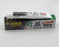 bamboo chines - Bamboo Charcoal Toothpaste Chines herbal medicin Toothpaste Charcoal Toothpaste Whitening Black Tooth Paste Oral Hygiene Tooth Paste