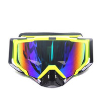 Wholesale Motorcycle Parts Adult Motocross Goggles Dirt Bike ATV Motorbike Motorcycle Goggle Ski Glasses Gafas Racing MX Goggle UV Protectio