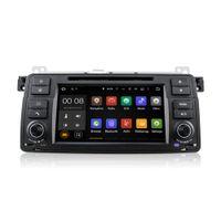 al por mayor bmw e46 androide de radio-Navegador del GPS del reproductor de DVD del coche del androide 5.1.1 para BMW 3 series E46 M3 Rover 75 con Wifi Bluetooth DAB + CanBus
