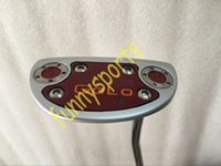 Wholesale Golf clubs Select Golo Putters inch With Steel shaft PC Golo7 Golf Putters Right hand