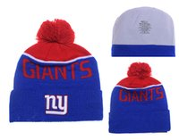 beaches new york - new style football Giants New York beanies Winter High Quality Beanie For Men Women Skull Caps Skullies Knit Cotton Hats