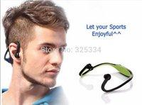 Wholesale Sports Stereo Wireless Bluetooth Headset Earphone Headphone for iPhone6 samsung Galaxy S4 S3 HTC LG Smartphone