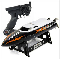 Wholesale Sep Sale Promotion Remote Control RC Toys UDI G CH water cooling RC Boat Toy kM H VS FT007 FT009 Wl911 Wl912