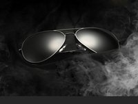 al por mayor comprar uv-Los vidrios de sol polarizados uv de la manera de los nuevos hombres reflejan comprensivo las gafas de sol del aviador Muy digno de comprar las gafas de sol