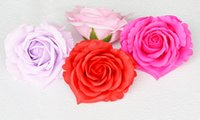 Wholesale Big Soap rose flowers essential oil rose flowers Chrismas lovers gift lovers gift air refresher air purifier love shape roses