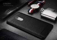 al por mayor caso trasero xiaomi-Para el teléfono Xiaomi MI 5 4S 5S Plus MAX Nota 2 Redmi 4 Pro 4A / 3 3S Pro Nota 3/4 iPaky de lujo resistente a la intemperie TPU caso de la contraportada Alambre de dibujo