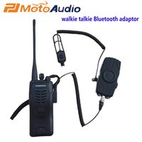Wholesale 2 way radio Bluetooth adaptor audio hub motorcycle intercom system BT3 and dul CSR chipset support loud speaker compete with SENA SR10