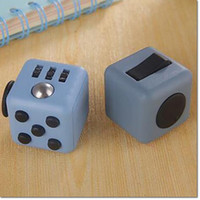 best pc material - Fidget Cube High Quality Magic Cube Material ABS Size Fidget Cube Toys For Boys Girl Best Christmas Gift a