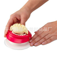 Wholesale Create Homemade Appetizers Fast Dumpling Mould Pocket Machine Mini Pockets Maker Recipes For Bite Sized Snacks Inside Hot Sale jy
