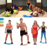 Wholesale 20pcs Core Workout Board Simply Fit by Lori Greiner Exercise Healthy Perfect Gift with CD and Workout Guid TO1438