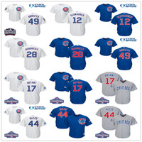 Cheap Baseball cubs jersey youth Best Boys Short Chicago Cubs jersey youth