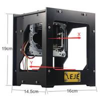 Wholesale NEJE DK KZ MW Higher Energy USB Engraver High Speed Micro Mirror Type Laser Engraving Machine Stamp Maker DIY Printer