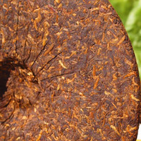 al por mayor sana orgánica-Puer Torta de Té 357g Premium Shu Puerh Cake Pastel de té barato Puer de Yunnan adelgazante té sano orgánico
