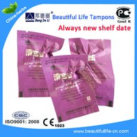 10000 beautiful life tampons - 300 Beautiful Life Tampon Bang De Li Clean Point Tampons Herbal Tampons Womb Detox Pearl treat vaginitis