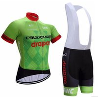 Wholesale 2017 CANNONDALE Pro team men s Cycling Jersey set Cycling clothing Breathable Mountain Bike Clothes Quick Dry Bicycle Sportswear Cycling Set