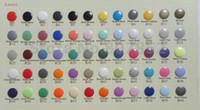 Wholesale sets KAM T3 size mm Diameter Plastic Resin Snaps Buttons Diapper Nappy Fasteners