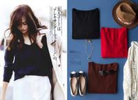 Wholesale 2016 new winter knit shirt pure wool sweater slim collar shirt female all match Japanese new style