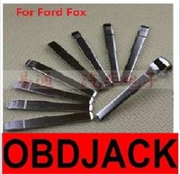 audi fox - Folding key blanks For Ford Fox Car key embryo replacing the key head NO