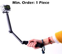 gopro accessories - 1 GoPro way Monopod Tripod Grip Super Portable Magic Mount for xiaomi yi GoPro Hero4 SJ4000 Gopro Accessories