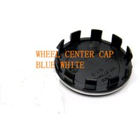 Wholesale 68mm MM M TYPE Blue White pin Auto Car Wheel Center Hub caps Rim Caps Logo Emblem Badge for Z3 Z4 M3 M5 X1 X3 X5