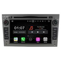Revisiones Opel zafira-1024 * 600 Quad Core Android 5.1 Reproductor de DVD de coche para Opel Astra H Vectra Corsa Zafira B C G unidad de radio de cabeza de radio con BT wifi