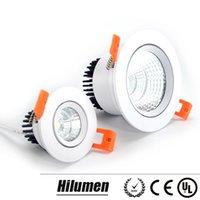 Wholesale Hilumen low light decay long life w w w led down light bulb K K includes driver recessed Halogen downlight retrofit fitting