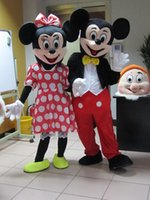 Mascot Costumes batik factory - Factory direct selling high quality Mickey Mouse Mascot Mickey Mouse mascot costume