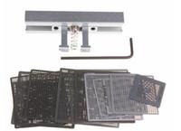 Wholesale 27pcs BGA Directly Heat Rework Reballing Universal Stencil Template BGA Reballing Kit Station