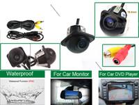 12V 170 ° mini color CMOS de copia de seguridad de copia de seguridad del coche de visión trasera cámara de visión nocturna