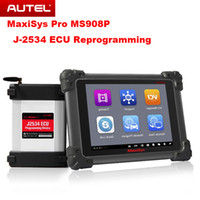 automotive distributors - AUTEL Distributor Original AUTEL MaxiSYS MS908 Pro AUTEL MaxiDas Maxisys Pro WiFi Autel MS908P Diagnostic ECU Programming