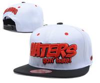 Haters Snapback Flat Brim Hat Cap Moda Hip-hop Snapbacks Hombres Mujeres Playa de verano Sun Sombreros Cool Street Caps