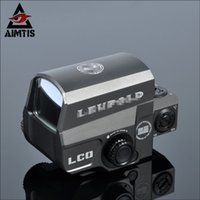 Wholesale AIMTIS LP Holographic LCO Style Red amp Green Dot Sight MOA Dot x Scope Fit mm Picatinny Rail