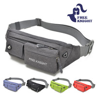 Wholesale Waterproof nylon running bags pockets fitness package personal anti theft chest outdoor leisure sports pockets FK808