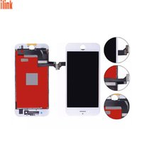 Wholesale For iPhone LCD Screen Display Touch Digitizer with Frame Full Assembly Replacement Shipping Via DHL