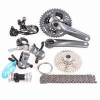 alivio bike - Alivio M4000 S Groupset Shadow Technology Derailleurs for MTB Mountain Bike speed of S x S Bicycle Parts