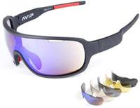 Marque gafas 2017 Lentille personnalisée 5 DO BLADE Lunettes de soleil vélo uv 400 lunettes de vélo lunettes de sport Lunettes de sport occasionnelles Polarisation extérieure