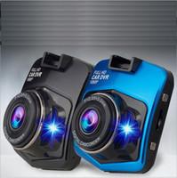 Wholesale 10pcs HD p Mini Auto Car DVR Camera Parking Recorder Video Registrator Camcorder Night Vision Black Box Dash Cam