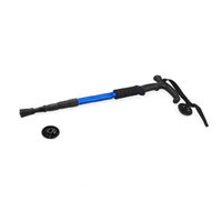 Wholesale Good deal Extend quot to quot Antishock Trekking Hiking Pole Staff Walking Cane Stick