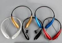 apple freight - HBS HBS800 HBS Headphone Sports Stereo Bluetooth Wireless Headset s for Samsung Blackberry iPhone Bluetooth Headphone freight free