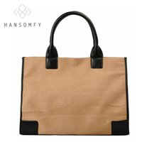 baby handle lock - HANSOMFY Fashion Casual Tote famous brand Bag Women Bags Leopard Solid Handbag Top Handle Bags Mummy Baby shopping bag big size
