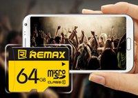 Wholesale DHL shipping GB GB GB GB GB Remax micro sd card smartphone SDHC SDXC Storage card Tablet PC TF card camera memory card MB S