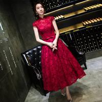 Evening dress tailor made